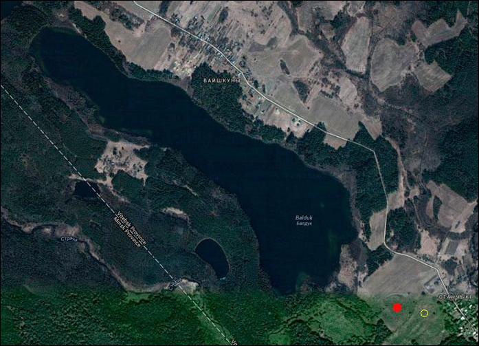 данном виде фото озеро балдук выстроить это