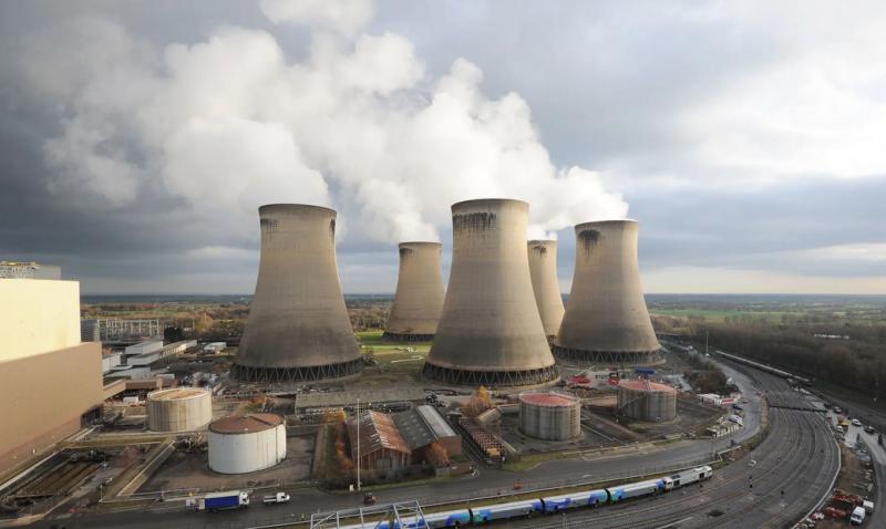 Электростанция Drax