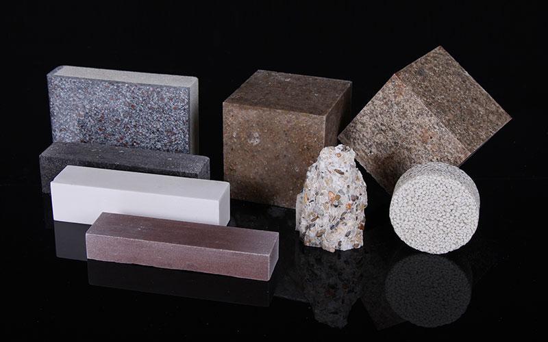 Геополимерных бетонов fallout бетон