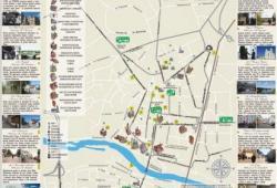В Гродно создали карту веломаршрутов по местам съемок фильмов