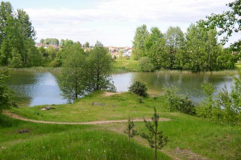 На Цнянском водохранилище открылась экотропа