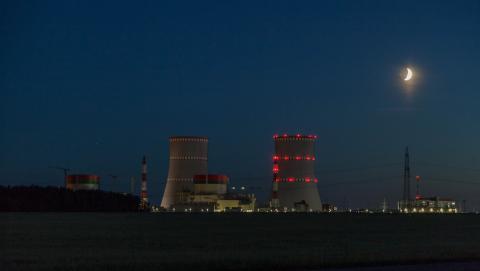 Беларусь близка к точке невозврата. Началась загрузка ядерного топлива в первый энергоблок БелАЭС