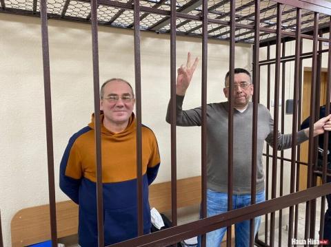 Чем прославились Александр Кабанов и Сергей Петрухин, которых сейчас судят в Могилёве
