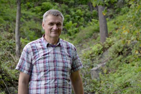 В Могилеве задержан член Совета Зелёной сети Леонид Платоненко
