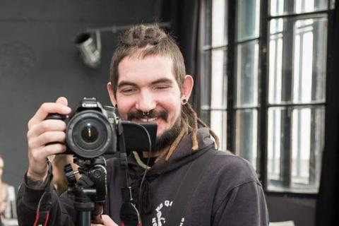 Вышел на свободу видеограф Зелёного портала Александр Саян