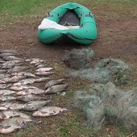 Рыбак на Немане вызвал природоохранную инспекцию на браконьеров