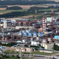 В «ГродноАзот» реконструируют цех, снизив энергопотребление всего завода на 4%