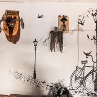 Один день на «Велокухне» в Гродно: зачем велосипедисты в гараже встречаются (фоторепортаж)