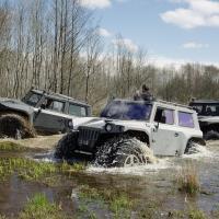 Тест-драйв по-беларусски: лихачи на внедорожниках «наехали» на болото и ответят за это сполна
