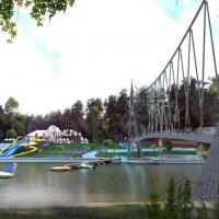 В Гродно появится ещё один пляж, построят прогулочный пирс и в перспективе мост через Неман