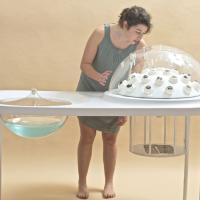 Еда будущего уже в настоящем - грибы из пластмассы