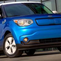 Kia Soul EV — самый экологичный автомобиль года