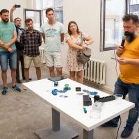 В Минске рассказали как собрать датчик загрязнения воздуха и сделать сеть мониторинга