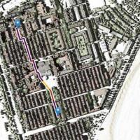 В Барселоне запустили приложение, которое строит городские маршруты по тенистым улицам