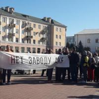 Беларусь ответила Комитету по Соблюдению Орхусской конвенции о преследованиях брестских активистов.  Говорят, никто не против выражений мнений