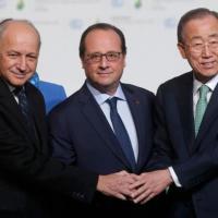 В Париже принято новое глобальное соглашение об изменении климата