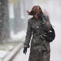 К концу недели на Гродненщине синоптики прогнозируют снег
