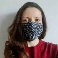 Многоразовая маска — средство защиты и забота о планете