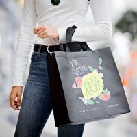 Ваша хлопковая сумка – в значительной степени худшая замена пластикового пакета