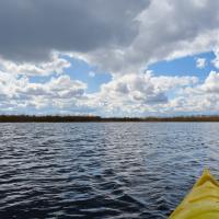 У беларусов есть море! Но только раз в году. И не каждый год