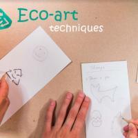 Eco-art techniques