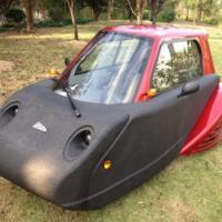 Тайская компания Spira запустила в серийное производство гибридный автомобиль-амфибию