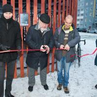 Захотели – и построили. В Минске открыли первый велогараж, созданный студентами