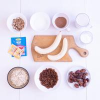 Лайфхаки. Готовим банановый торт-суфле для веганов
