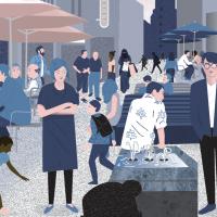 Города станут устойчивее, если адаптировать их для женщин