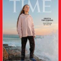 Time назвал Грету Тунберг человеком года