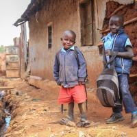 Трущобы Киберы. Как живётся в одном из худших районов в мире