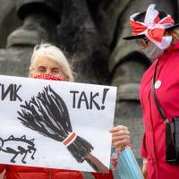 «Саша, на выход». Как истёк срок ультиматума в Беларуси