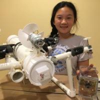 12-летняя девочка изобрела устройство по обнаружению микропластика