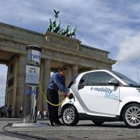 Германия хочет запретить машины на бензине