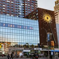 Часы в Нью-Йорке начали отсчитывать время до климатической катастрофы