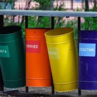 В Ошмянах в частном секторе мусор будут собирать раздельно