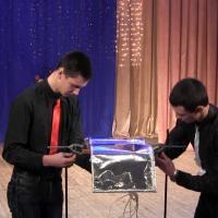 Школьники из Волковыска придумали эффективный способ освещения