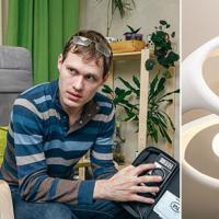 Аэраторы, светодиоды и робот-пылесос: минчанин учит экономить на «коммуналке»