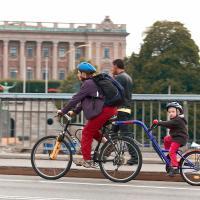 Швеция: 25% стоимости электровелосипеда за счет государства