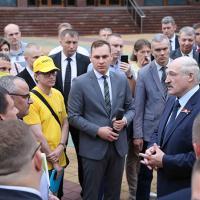 Лукашенко пообещал референдум о судьбе аккумуляторного завода под Брестом