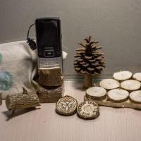 Пять полезных вещей, которые можно сделать из отслужившей ёлки
