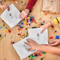 LEGO заменит пластиковые пакеты на бумажные