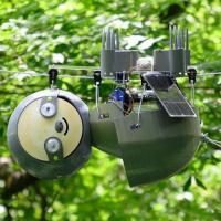 Американские ученые разработали робота-ленивца, который будет следить за состоянием экосистем