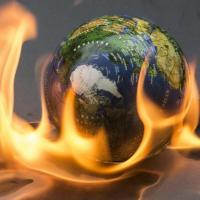 У Земли повышенная температура. Уходящий год станет одним из самых теплых в истории