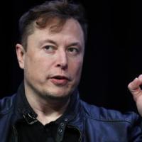 Акции Tesla упали, когда Маск написал, что они слишком дорогие. За день – на 15 млрд долларов