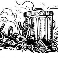 Кто вынесет мусор? Операторы «Зелёного телефона» разбирают вопросы обращения с отходами