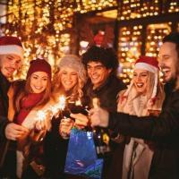 «Праздники теперь должны проходить по-другому». ВОЗ советует отмечать Новый год на улице