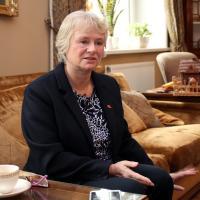 Посол Великобритании Жаклин Перкинс: Британцы обеспокоены изменением климата, умы людей заняты не только Брекситом