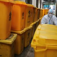 Из-за вспышки COVID-19 объём медицинских отходов в Ухане вырос в шесть раз