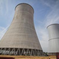 На АЭС идут гидроиспытания. Следующий этап - разогрев первого реактора